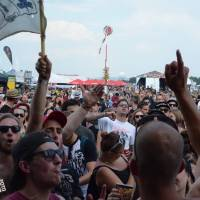 LIVE: Mighty Sounds - Čápův dvůr v Táboře opanovali Royal Republic, Anti-Flag nebo The Rumjacks