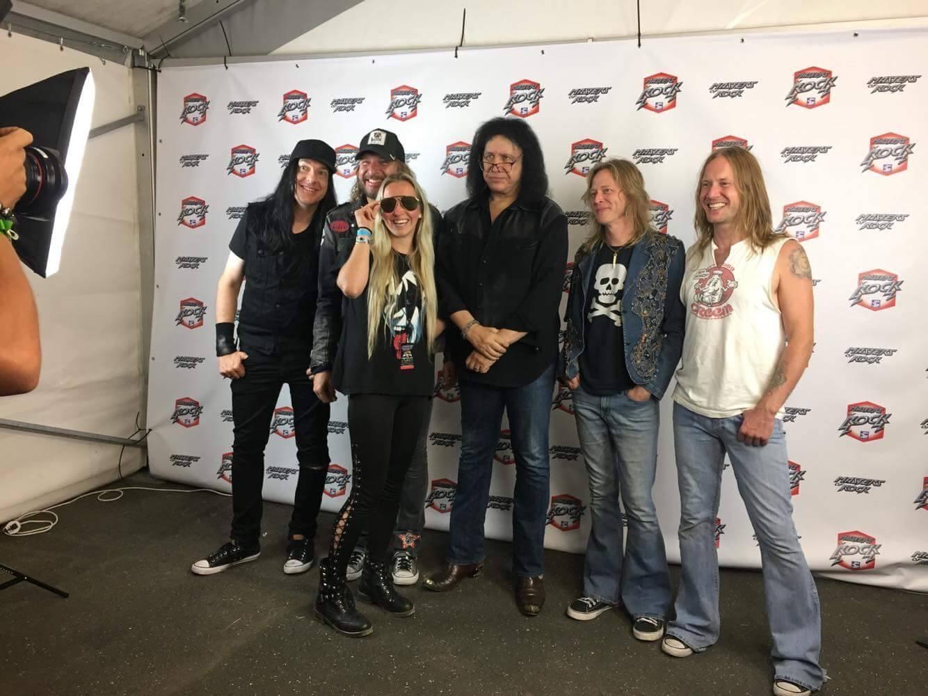 TOP 10 momentů Masters Of Rock: Pomalovaní Avatar, metalisté tančící na hit od Shakiry i hvězdná sestava Helloween