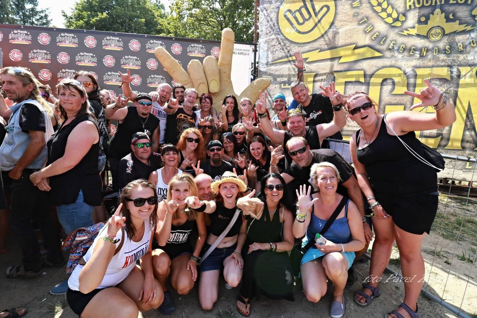 TOP 5 festivalu The Legends Rock Fest: Pohodová atmosféra, zábava pro děti i skvělá organizace