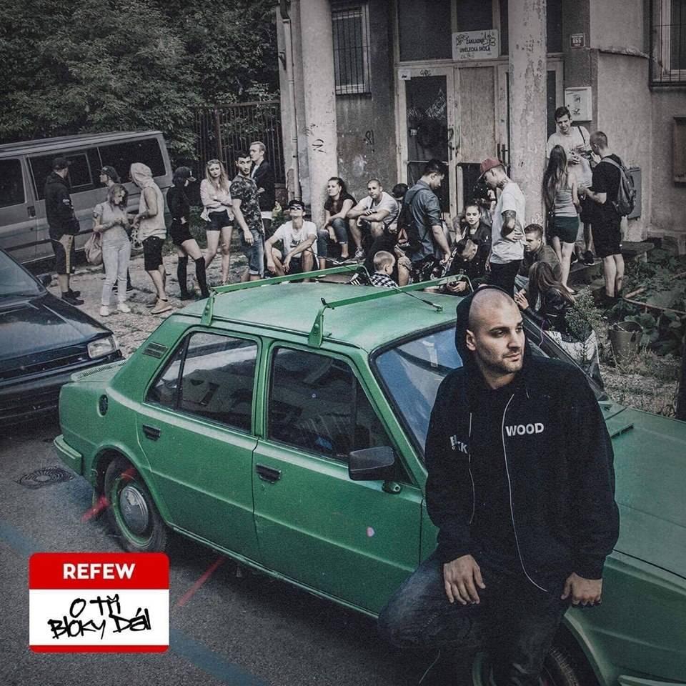 Rap ovládne Chapeau Rouge: Energickou show chystají Refew a Psycho Rhyme