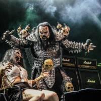 Finská monstra Lordi se už v listopadu představí v České republice
