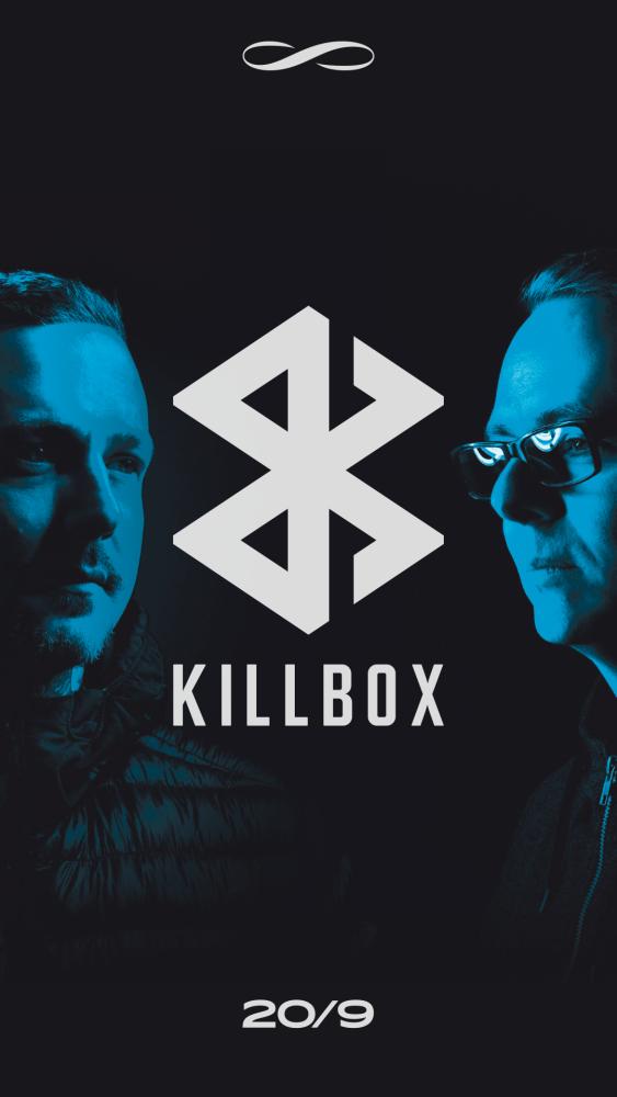 Legendy drum'n'bassu Ed Rush a Audio míří s projektem Killbox do klubu Roxy