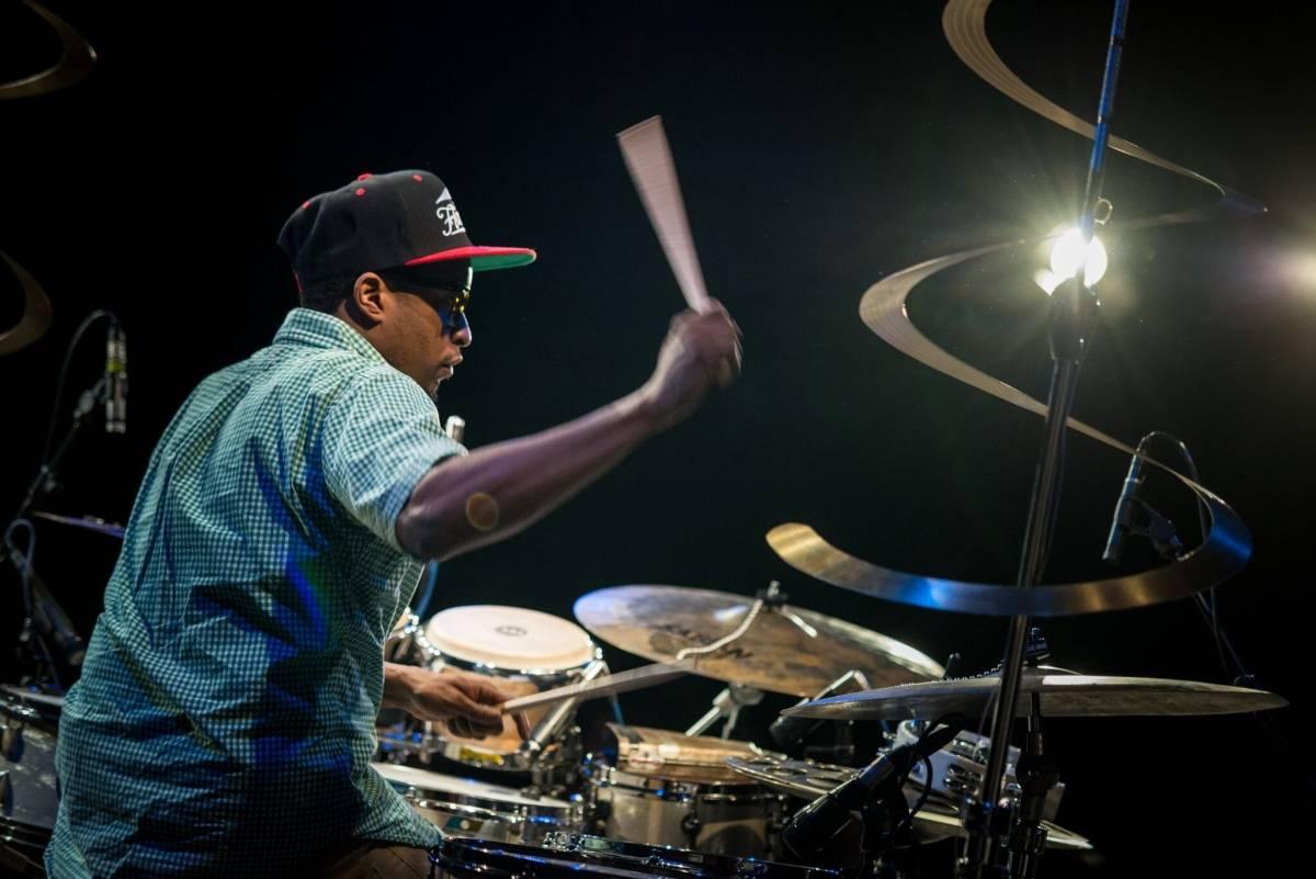 Další přírůstek v programu Struny podzimu: bubeník Chris Dave, který pracoval s Beyoncé nebo Adele