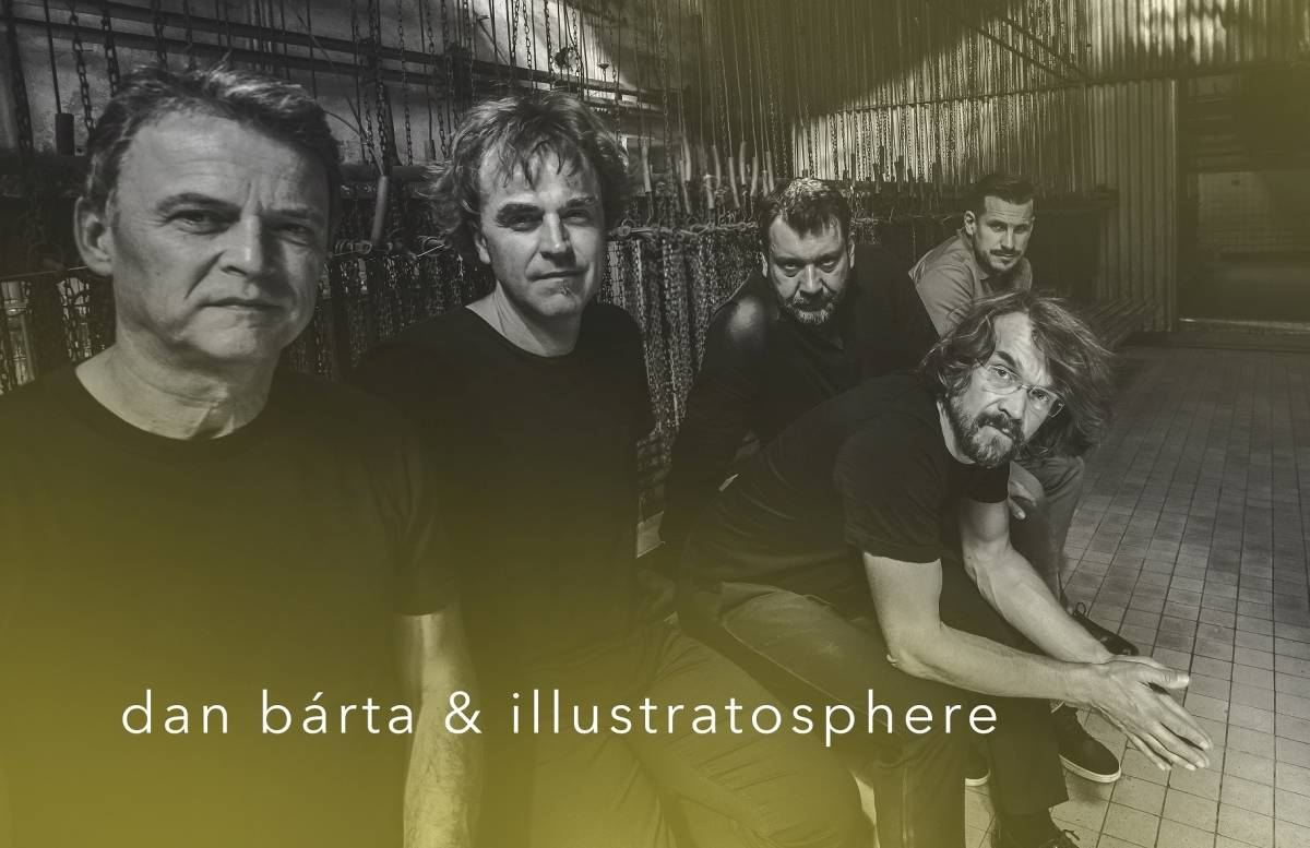 Dan Bárta & Illustratosphere ruší kvůli nemoci první část plánovaného turné