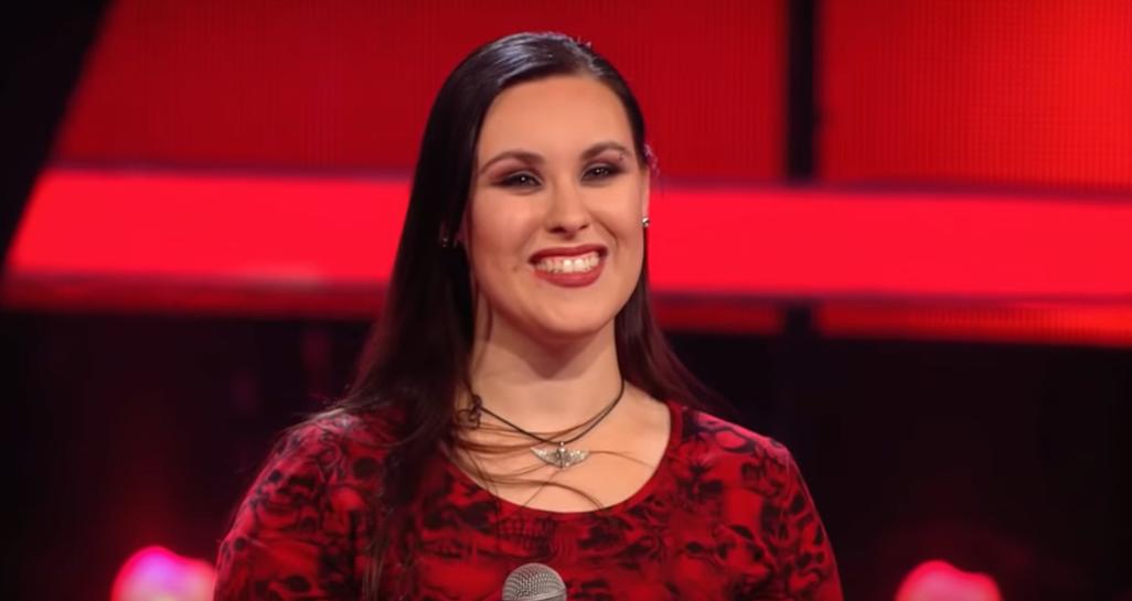 Bizár týdne: Německá verze The Voice má novou favoritku. Metalistka Stefanie Stuber zpívá jako chlap!