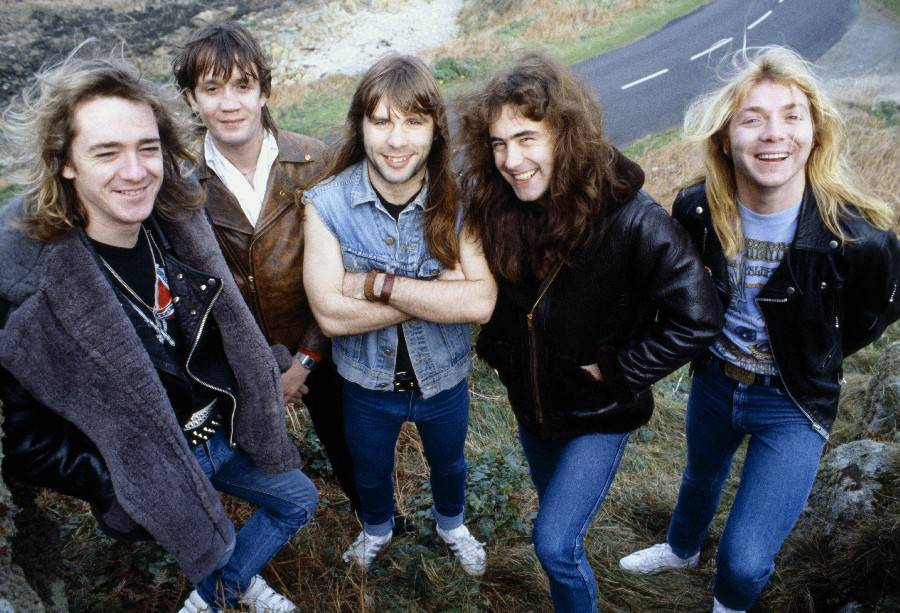 Iron Maiden znovu zboří Prahu. V červenci ovládnou Sinobo Stadium