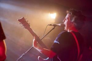 LIVE: Mucha v Café V lese opět udávala vlastní pravidla, neváhala si ani říhnout do mikrofonu
