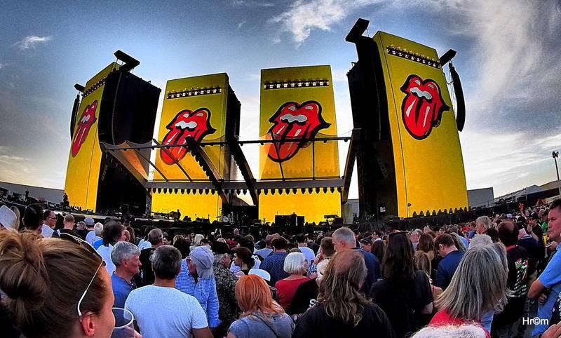 AUDIO: Rolling Stones zvou do města duchů. Novou skladbu vydali po osmi letech