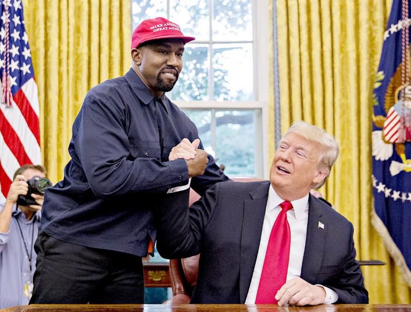 Kanye West oznámil kandidaturu na prezidenta