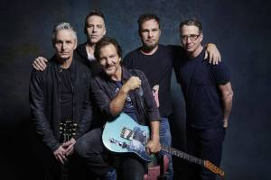 Pearl Jam se vrací do České republiky. Příští rok zahrají v Praze