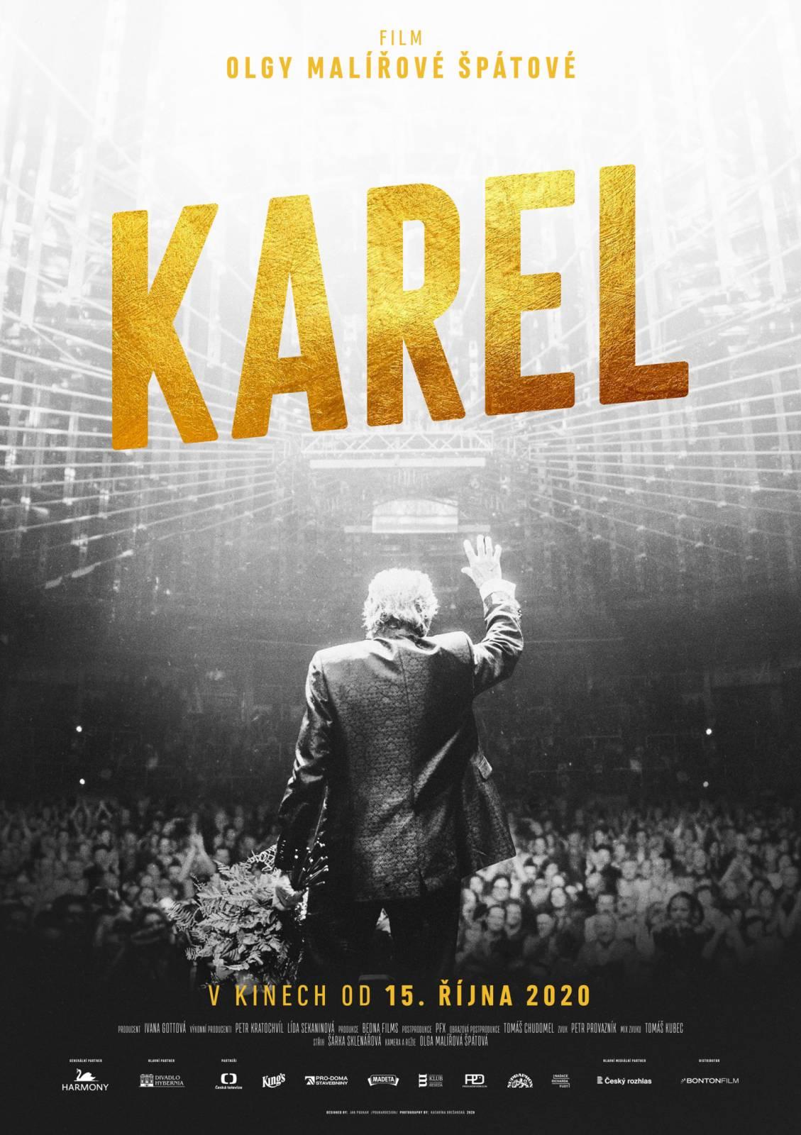Film Karel představuje oficiální upoutávku. Slibuje jedinečný pohled do soukromí českého slavíka