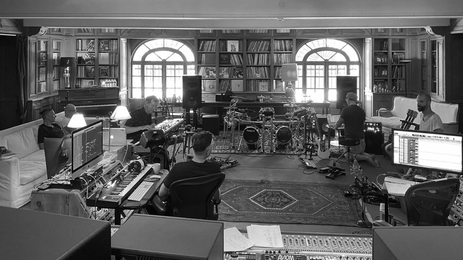 Rammstein zpět ve studiu! Kapela pracuje na nové desce