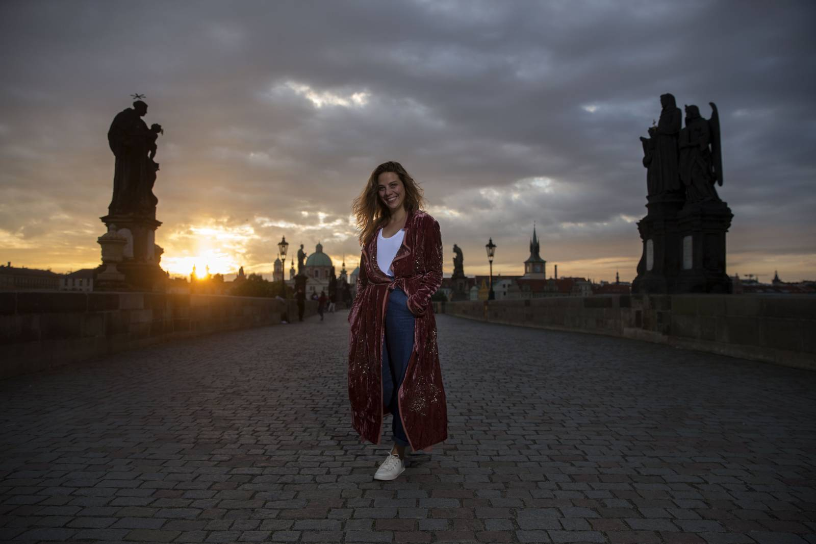 ROZHOVOR | Aneta Langerová: Slunce je pro mě symbol věčného života