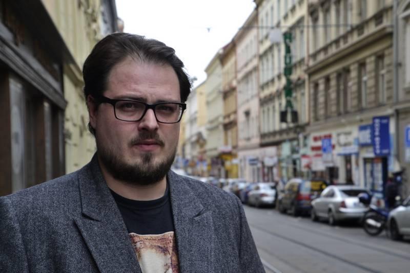 Zemřel David Stypka, bylo mu 41 let