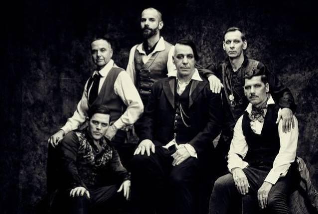 Rammstein se vrátí do Prahy, zahrají v Letňanech