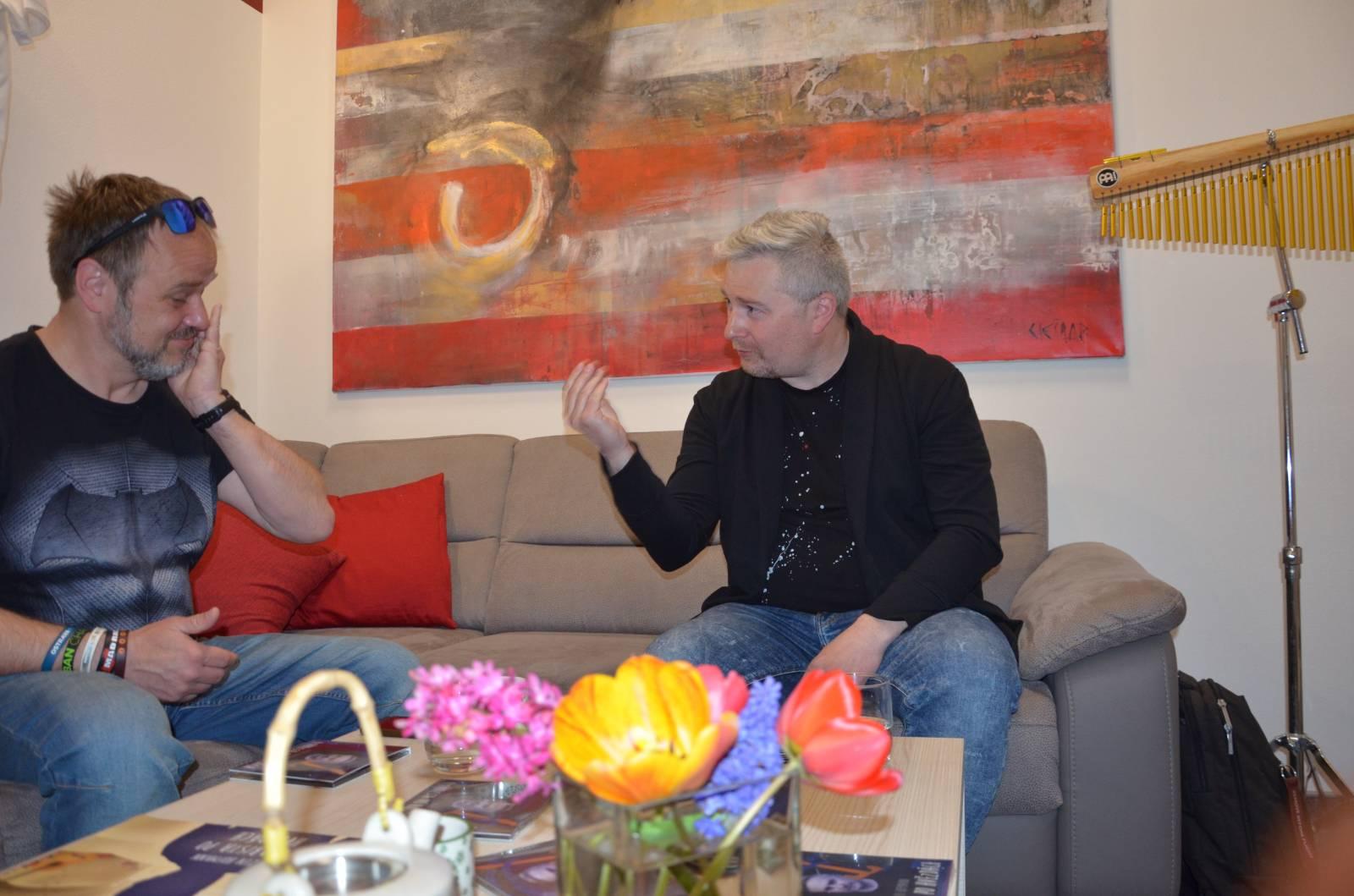 ROZHOVOR   Evžen Hofmann: Inspirací k mé instrumentální desce byl Jack London, nové album Kryštof je už natočeno