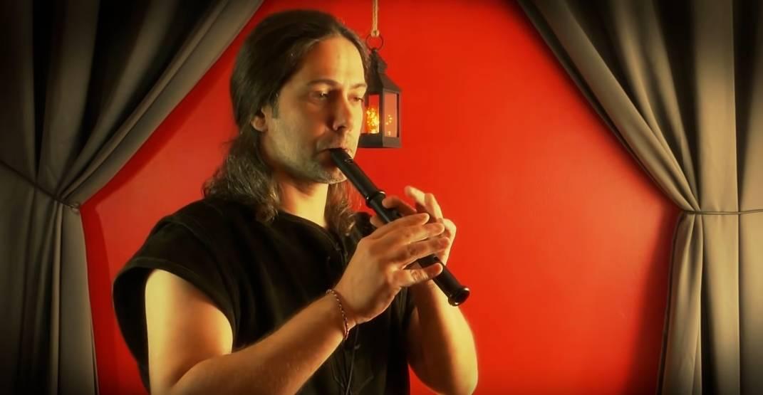 BIZÁR TÝDNE: Rammstein a středověká hudba? Proč ne, řekl si hudební génius Algal The Bard