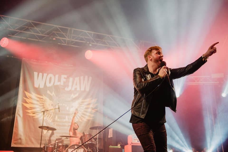 Zemřel Tom Leighton, frontman Wolf Jaw