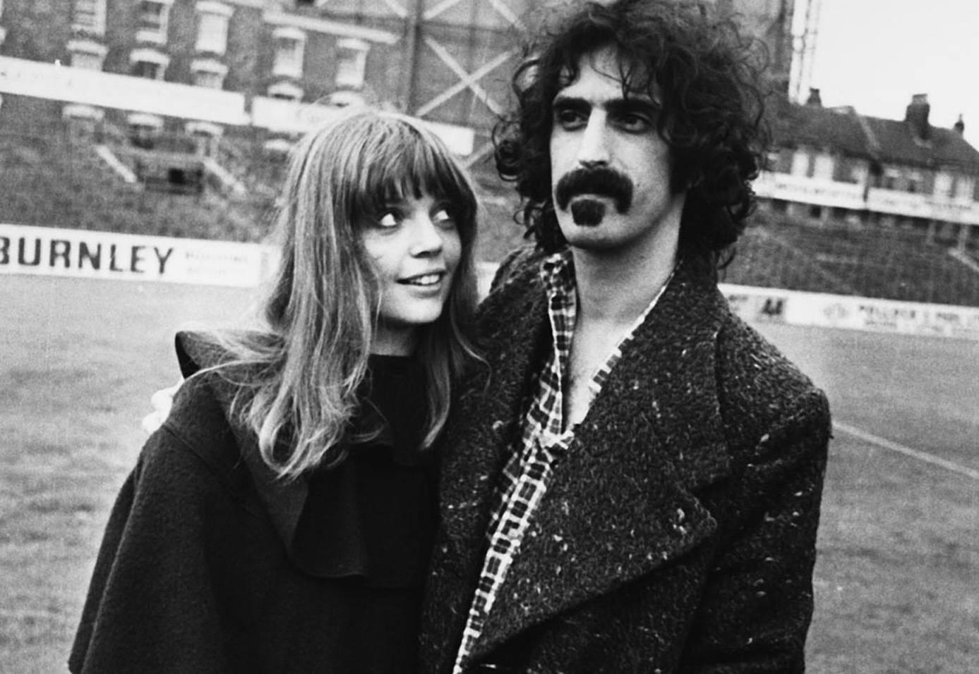 Zemřela Gail Zappa, vdova po Franku Zappovi