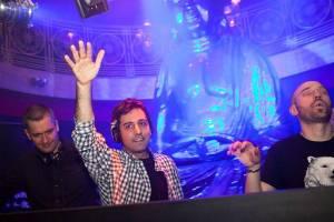 Pravá house music zazní v pražském klubu Radost FX