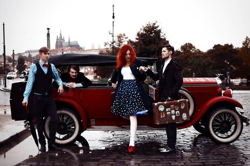 Mydy Rabycad zahrají po úspěchu v Evropě také v Lucerna Music Baru. A v březnu na Žebříku