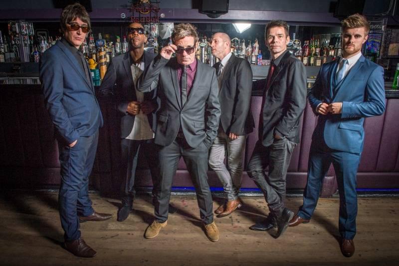 Dub Pistols popřejí k narozeninám Lucerna Music Baru