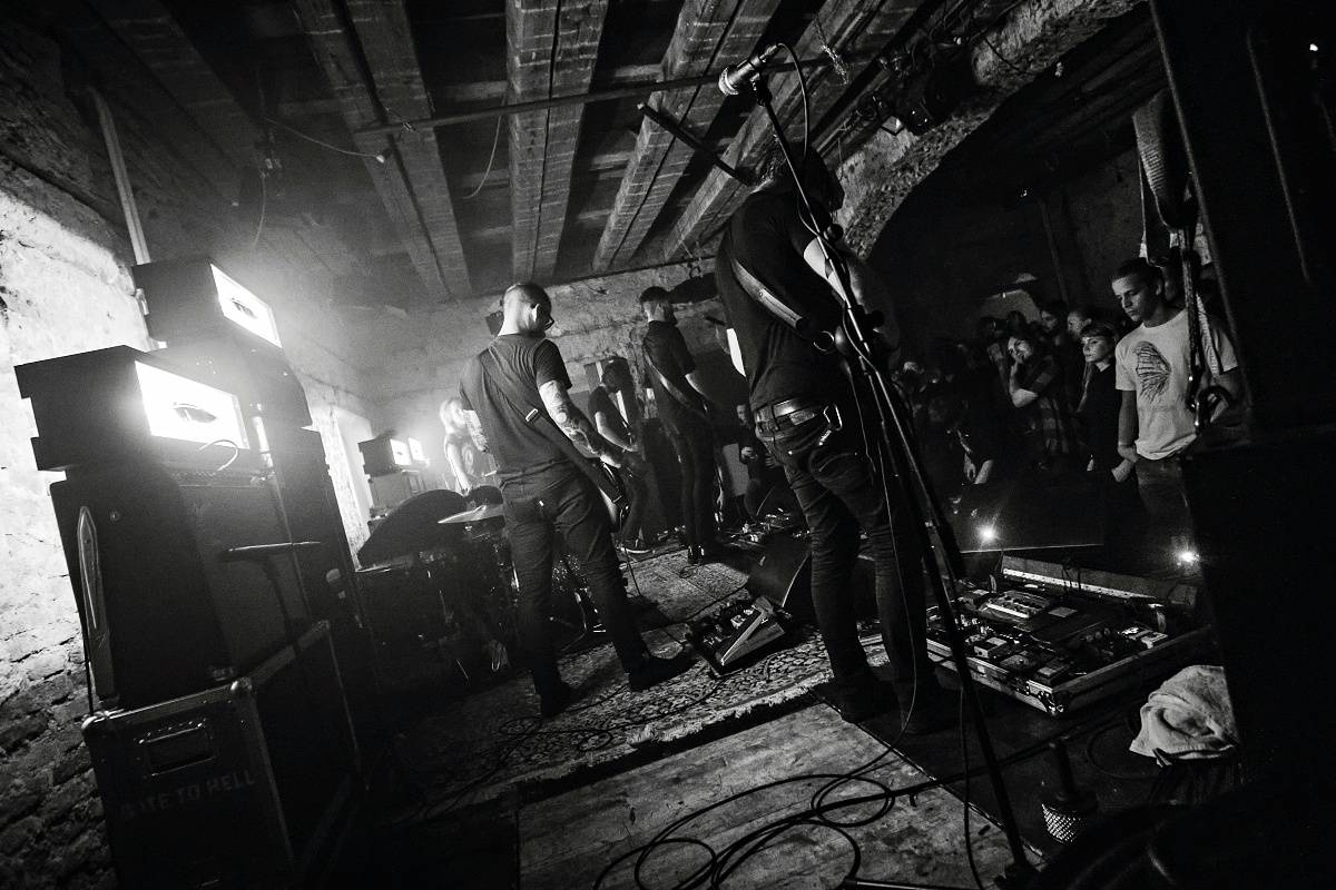 LIVE: Caspian drží post-rock stále při životě