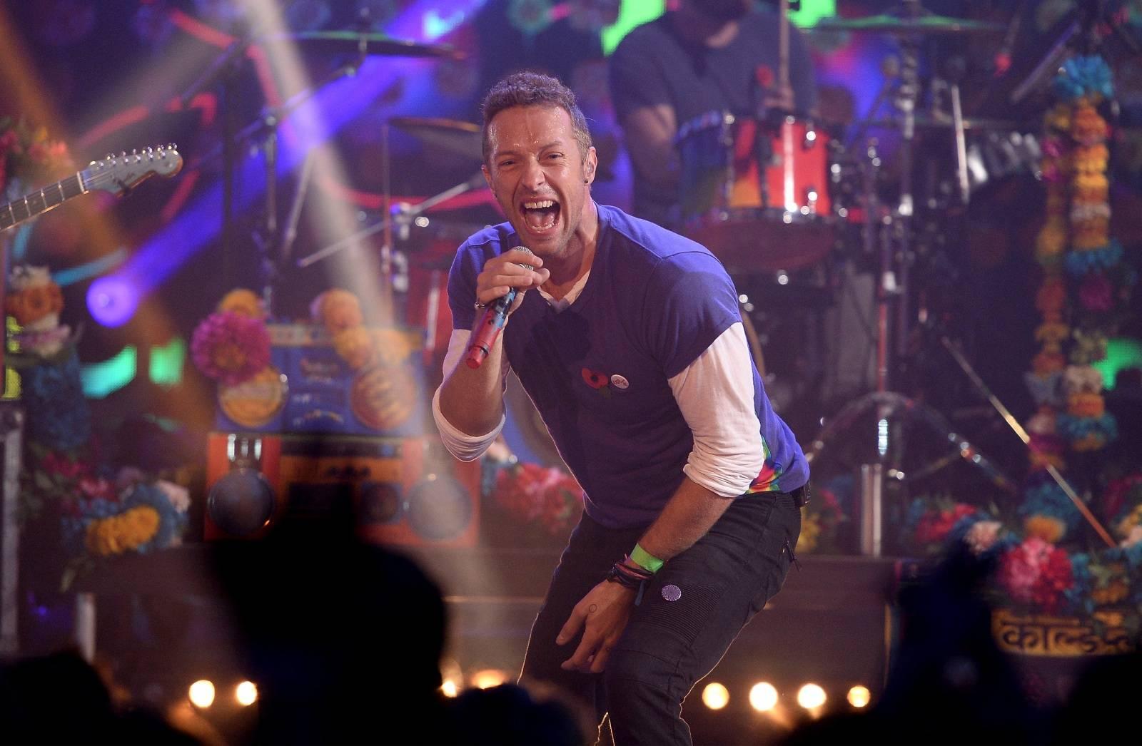 Coldplay zahráli dvě nové písně naživo a oznámili termíny turné