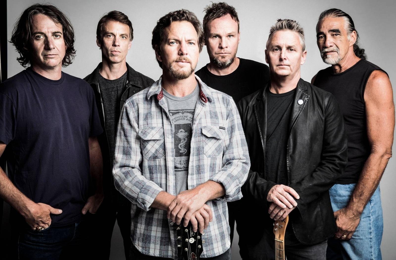 Pearl Jam v Praze zřejmě nevystoupí, prodej vstupenek zavání podvodem