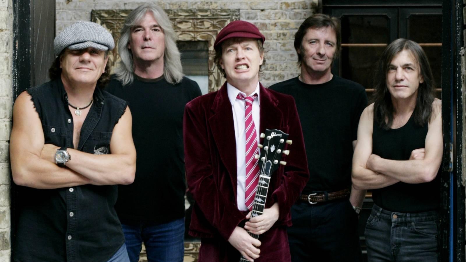 AC/DC zahrají v Praze pod širým nebem