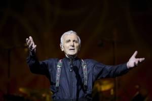 V 91 letech přijede Charles Aznavour poprvé do Česka. Spolupracoval s Edith Piaf i Zaz