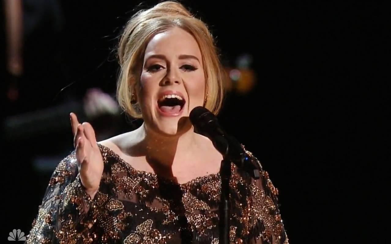 Nejvyhledávanější hudební hvězdou roku na Google je Adele