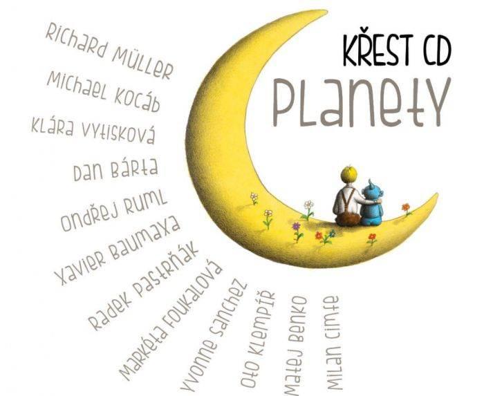 Desku Planety pokřtí s Matejem Benkem hvězdy českého a slovenského popu