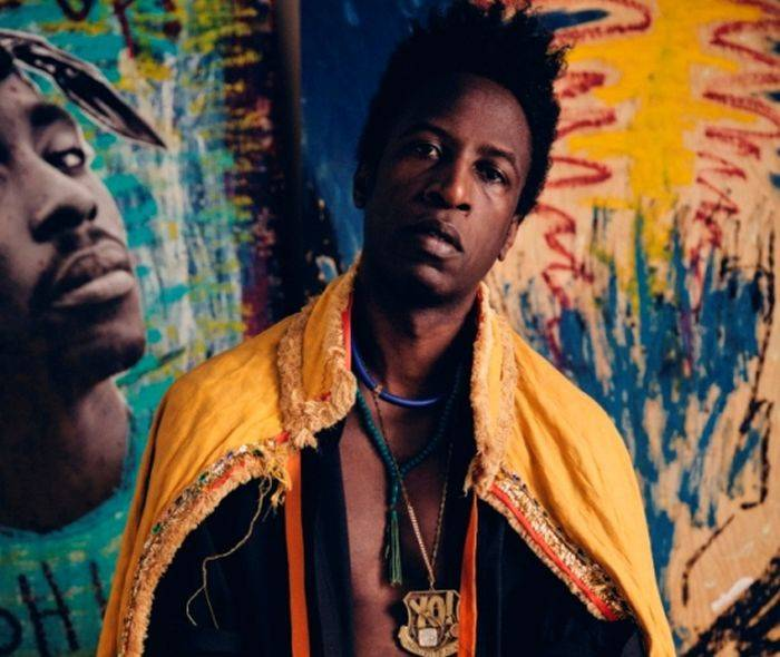 Na Rock for People míří Saul Williams. Vystupoval v Bílém domě i v Opeře v Sydney