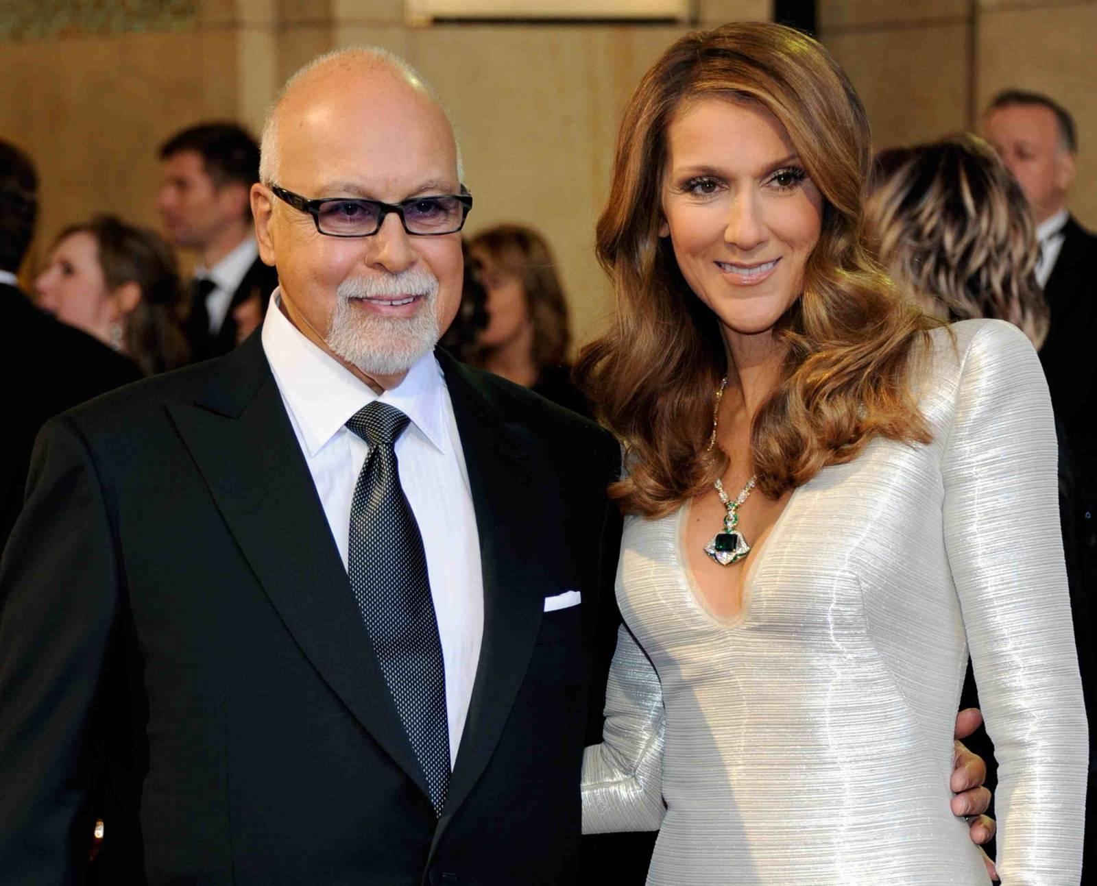 Rakovina znovu zabíjela: Zemřel René Angélil, manžel a manažer Celine Dion
