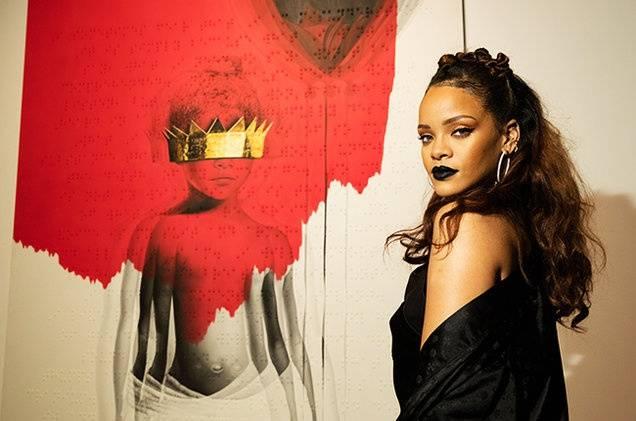 Rihanna vydala album ANTI i první singl s Drakem. TIDAL ho nabízí zdarma
