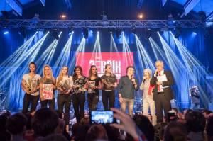 Hudební ceny Žebřík: nominacím vévodí Kryštof, Chinaski, Slza a Barbora Poláková, uspěli i Tata Bojs, David Koller či Aneta Langerová