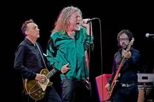 Robert Plant se poprvé vypraví do Plzně, v létě zahraje pod širým nebem