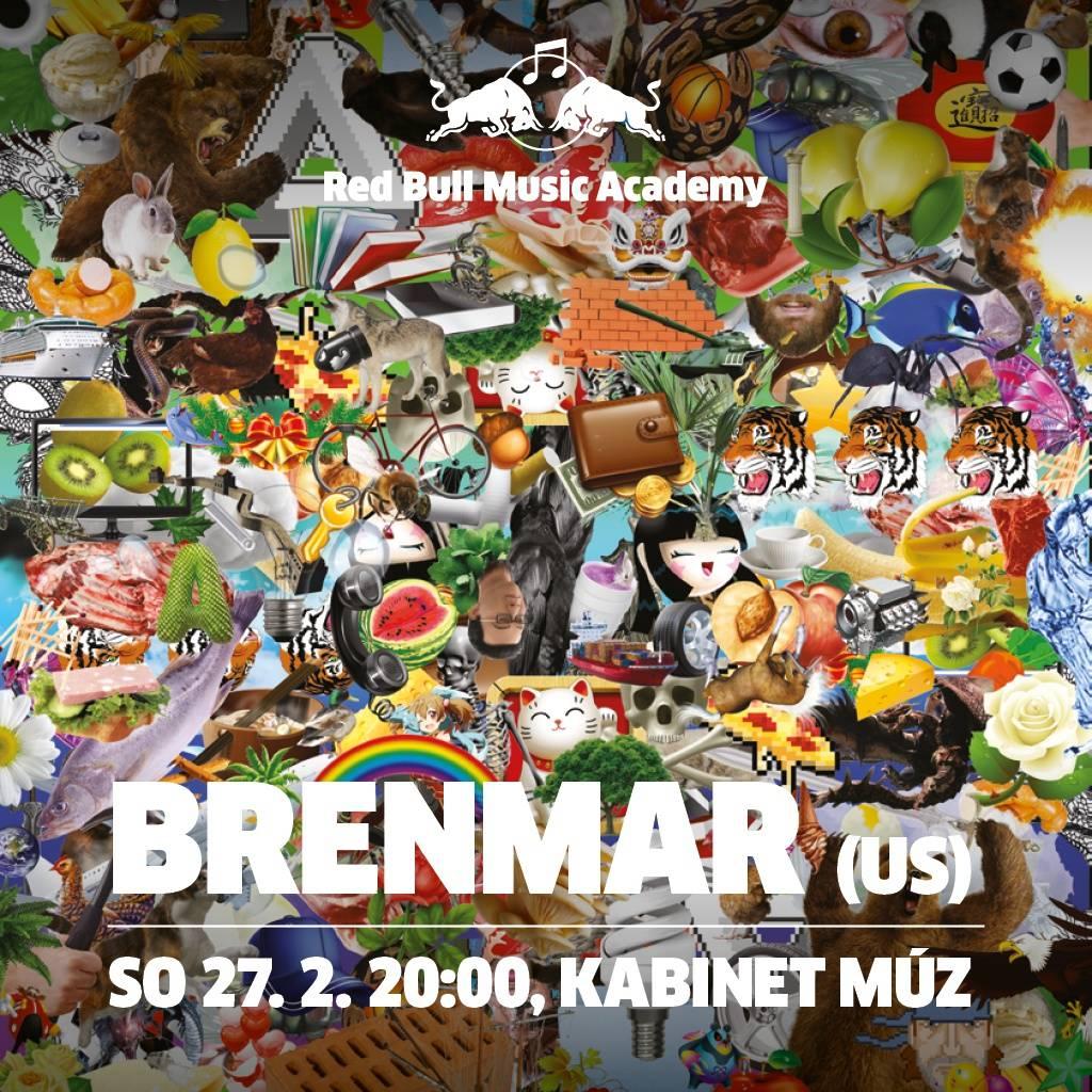Red Bull Music Academy Club Nights přiváží do Brna a Ostravy producenty Brenmara a Makota