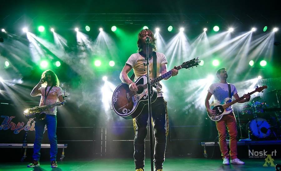 Kryštof zahajují své vyprodané klubové turné, první koncert odehrají v Táboře