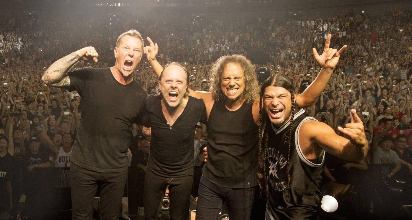 Metallica vydá reedice dvou alb a živák z Bataclanu