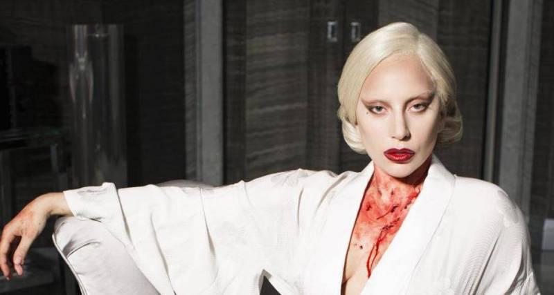 Bude Lady Gaga znovu dychtit po krvi? Zpěvačka si zahraje i v další řadě American Horror Story