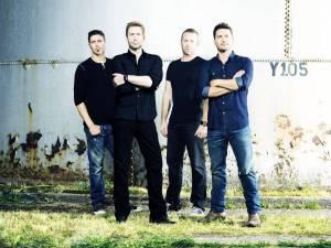 Nickelback slibují v Praze pekelnou party