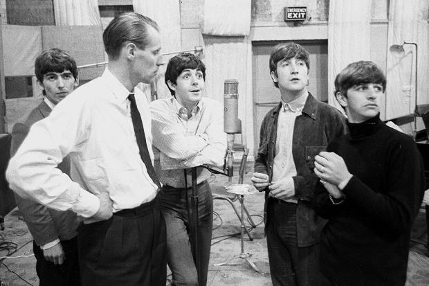 Zemřel George Martin, producent, který stál za úspěchem Beatles
