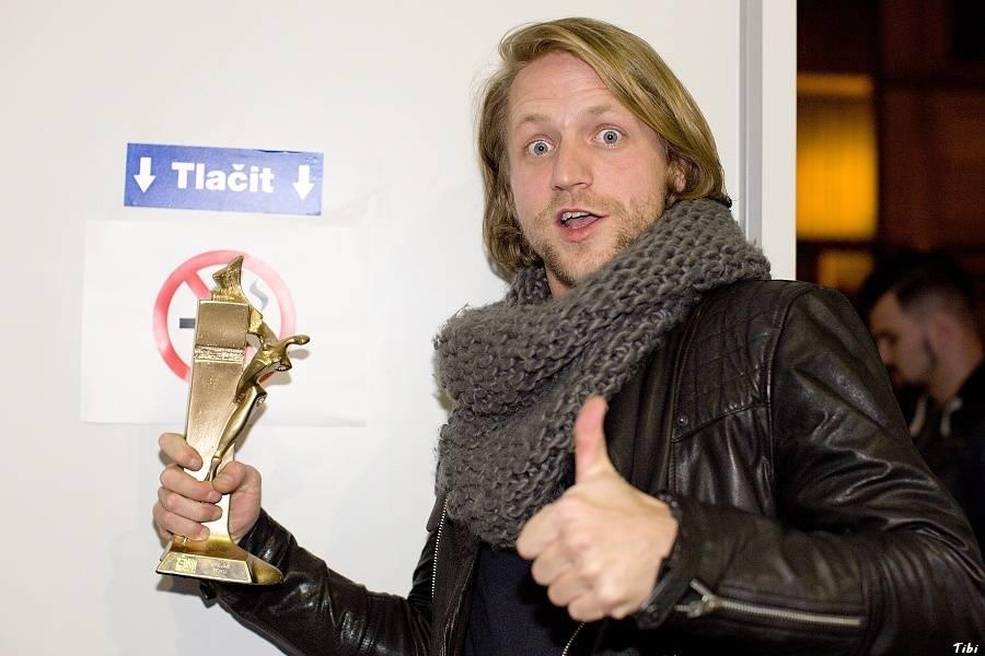 Na Žebříku triumfovali Kryštof, ceny má i Slza, Chinaski a Barbora Poláková. Speciální ocenění převzali No Name