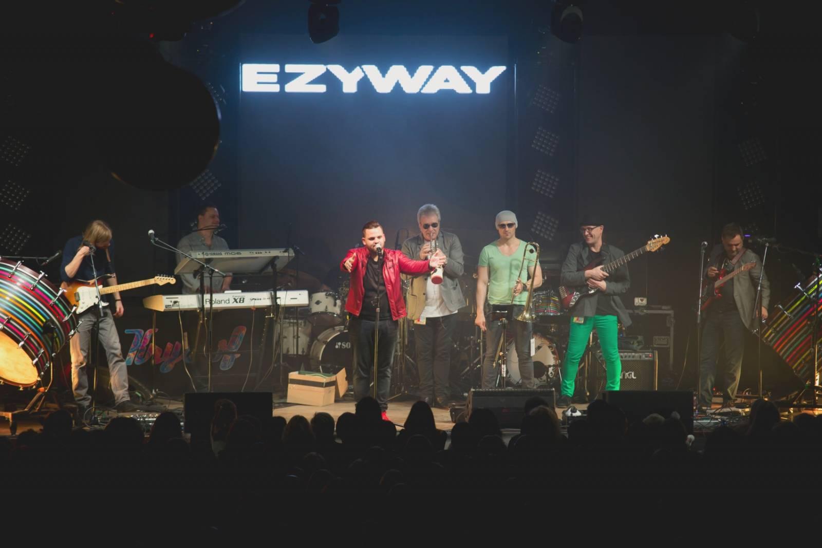 Kryštof startují další část turné v Olomouci, hostem bude EzyWay