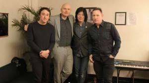 Smashing Pumpkins zahráli po šestnácti letech v obnovené sestavě