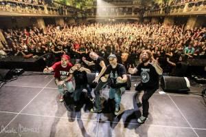 VIDEO: Harlej vydávají DVD a zahájili turné. Podívejte se, jak jim to šlape naživo