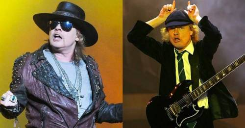 Potvrzeno: Pražský koncert s AC/DC odzpívá Axl Rose. Zrušte to, volají čtenáři iREPORTu