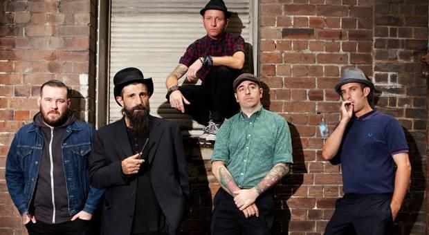 The Rumjacks se vrací do Prahy: folk-punkeři zavítají podruhé do Rock Café